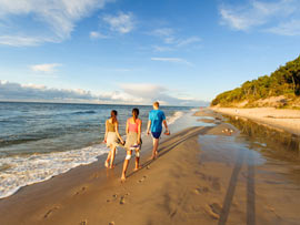 Singlereisen an die Ostsee - ab 30 bis 40, ab